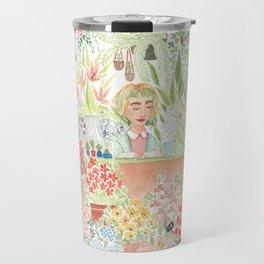 The Florist Travel Mug