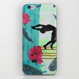 Diving In iPhone Skin