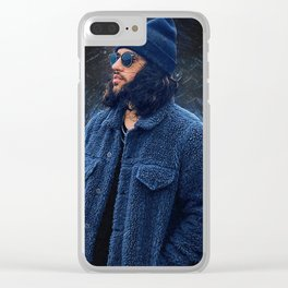 Russell Vitale Clear iPhone Case
