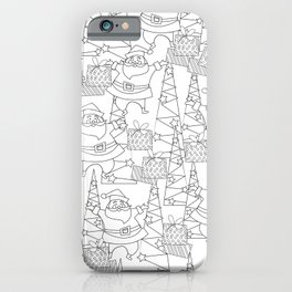 Jingle Jangle - Coloring Book iPhone Case