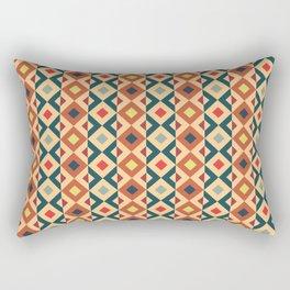 African Pattern No2 Rectangular Pillow