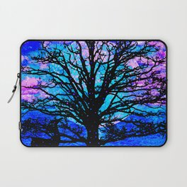 TREE ENCOUNTER Laptop Sleeve