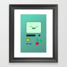 Beemo  Framed Art Print