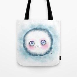 fluffy kawaii Tote Bag