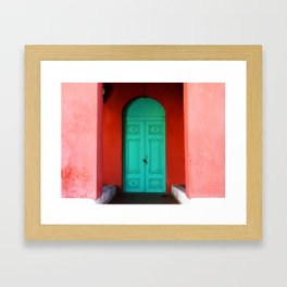 The Greek Framed Art Print