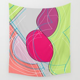 Pea Pods II Wall Tapestry