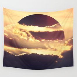Golden Hour Wall Tapestry