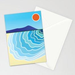 Diamond Head Stationery Cards