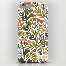 Month of May ~ white iPhone Case