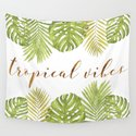 Tropical Vibes - Palms by fancyashelltees