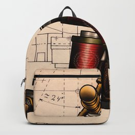 Tools of the trade Backpack