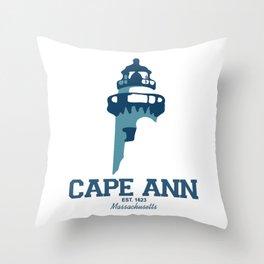 Cape Ann,  Throw Pillow