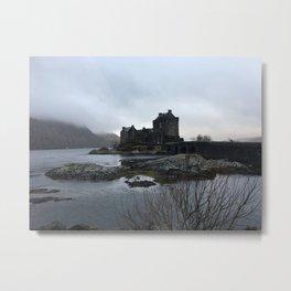 Under The Skye Metal Print