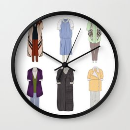 Dorothy Zbornak outfits Wall Clock