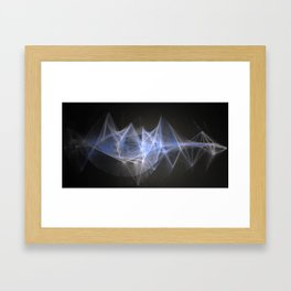 &data Framed Art Print