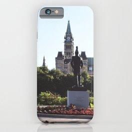 Ottawa in Summer, July 15th-17th, 2019. XXV iPhone Case