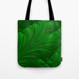 Renaissance Green Tote Bag