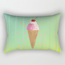 I'm a Gelado too! Rectangular Pillow