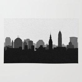 City Skylines: Cleveland (Alternative) Rug