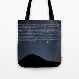 CALM. Tote Bag