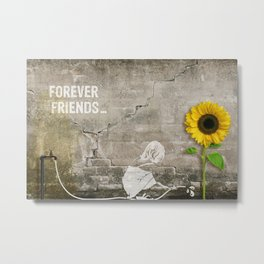 forever friends... Metal Print