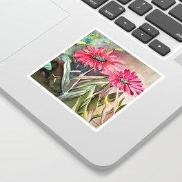 Beautiful Daisies Sticker