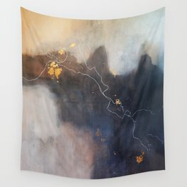 Let It Hold Your Hand Wall Tapestry