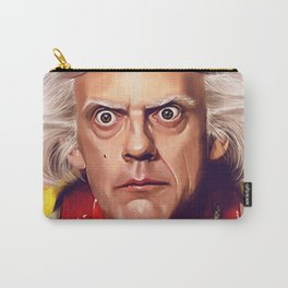 Back to the Future Doc Brown - Great Scott Carry-All Pouch