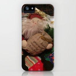 Bag Full of Joy iPhone Case