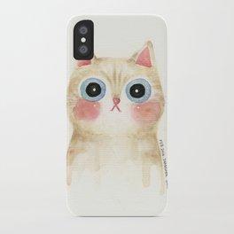 Cognac the Cat iPhone Case