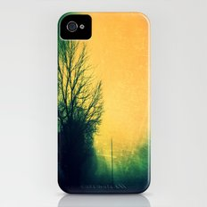 A foggy mind is welcome iPhone (4, 4s) Slim Case