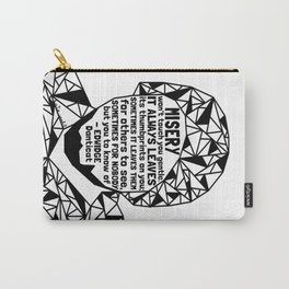 Oscar Grant - Black Lives Matter - Series - Black Voices Carry-All Pouch