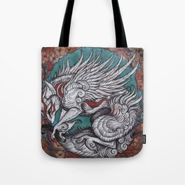 the sun Goddess Tote Bag