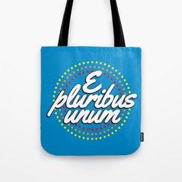 E pluribus unum Tote Bag