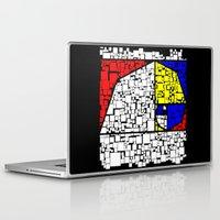 fibonacci Laptop & iPad Skins featuring Plasticized Fibonacci Pure by AMO Design