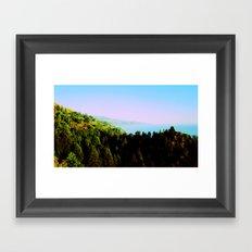 Big Sur, California Framed Art Print