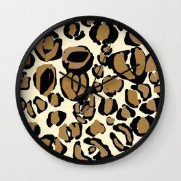 LEOPARD TTY N7 Wall Clock