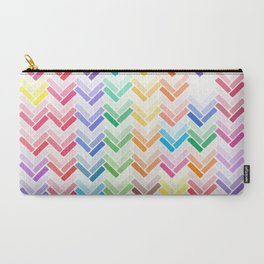 Colourful pattern Carry-All Pouch
