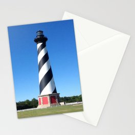 Cape Hatteras Lighthouse Stationery Cards