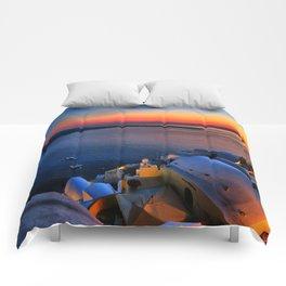 Santorini 19 Comforters