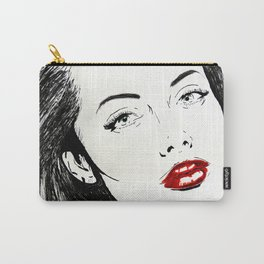 Angelina Jolie Carry-All Pouch