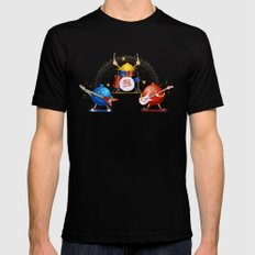 SEX BOB-OMB - COLOR Black LARGE Mens Fitted Tee