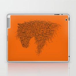 Horsey Orange Laptop & iPad Skin