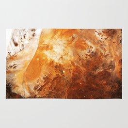 Celestial Fires of Namibia Rug