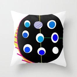 Diaonl Throw Pillow