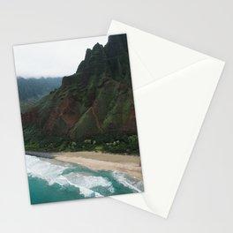 Na Pali Coast Stationery Cards