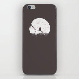 OWL ON THE TREE- BUBO² iPhone Skin