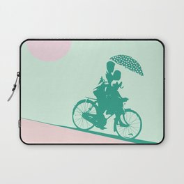 Back to you Laptop Sleeve