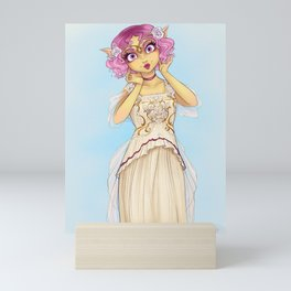 20s Flower Nymph Laelynn Mini Art Print