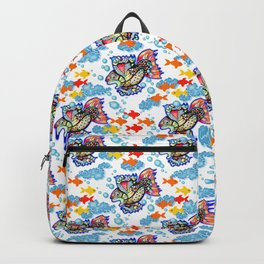 Fiesta Fish Backpack